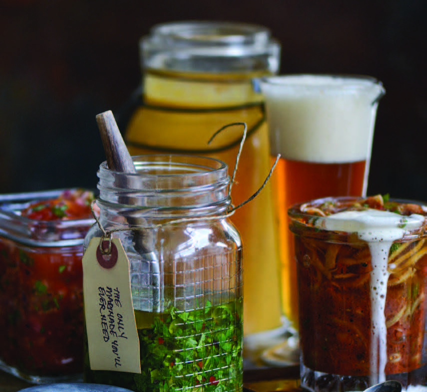 Barbecue Sauces Rubs and Marinades